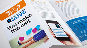 Aware Awake Alive brochure