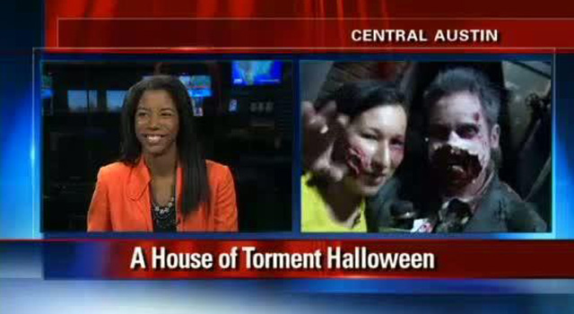 house of torment news clip photo