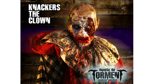 house of torment flyer