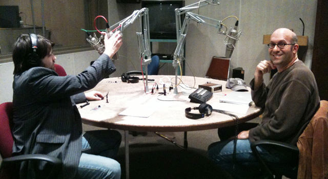 Jason Neulander radio talk