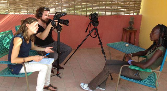 UNESCO interview